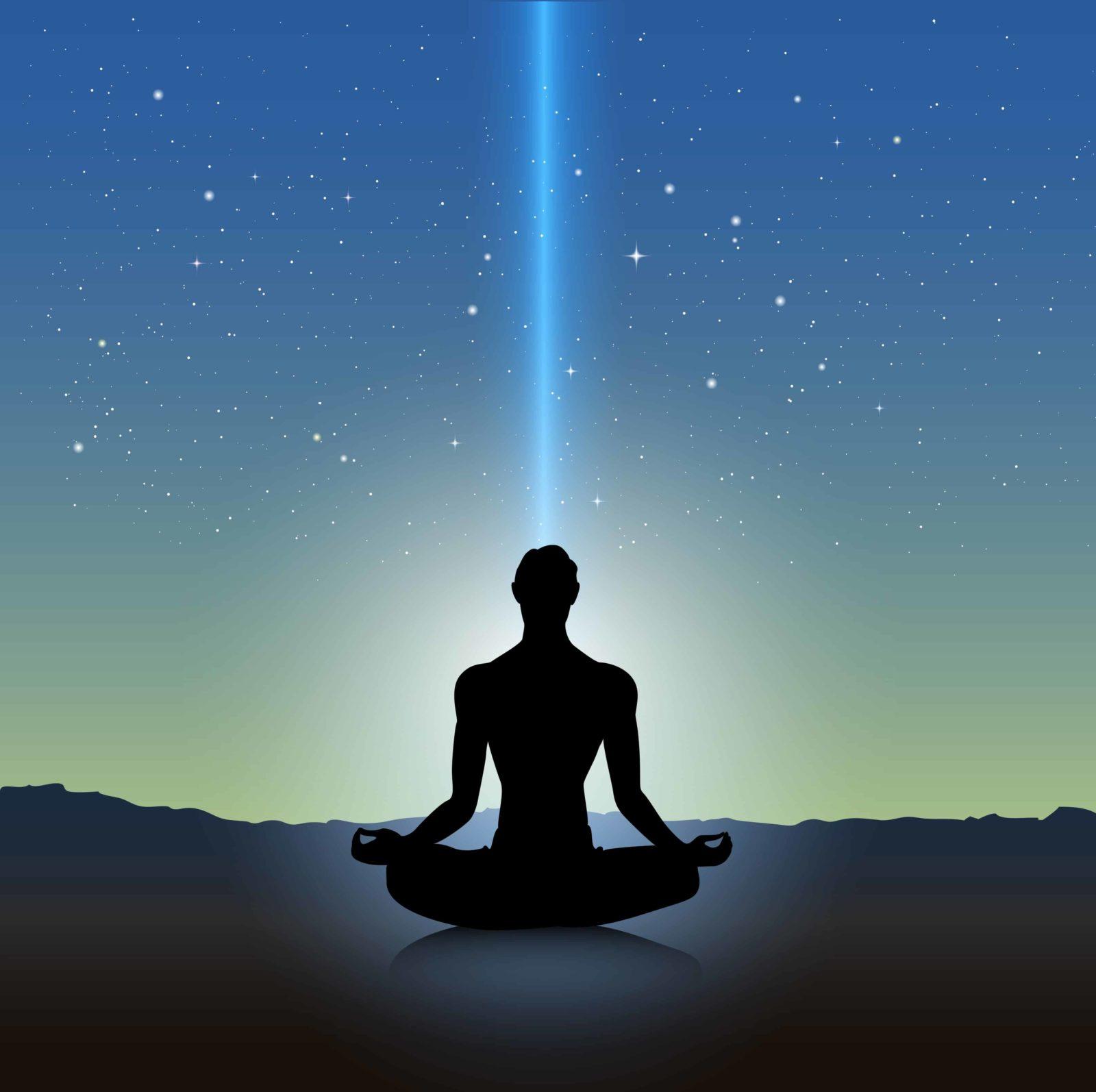 宇宙能量可以修復物質身體的所有疾病
