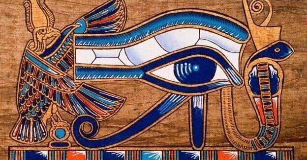 荷魯斯之眼增強覺知覺察力
