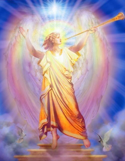 大天使加百列<匯聚三個核心要素></noscript>