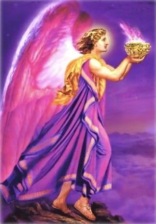 大天使薩基爾<提升到更高的振動-融入共振的修行中></noscript>