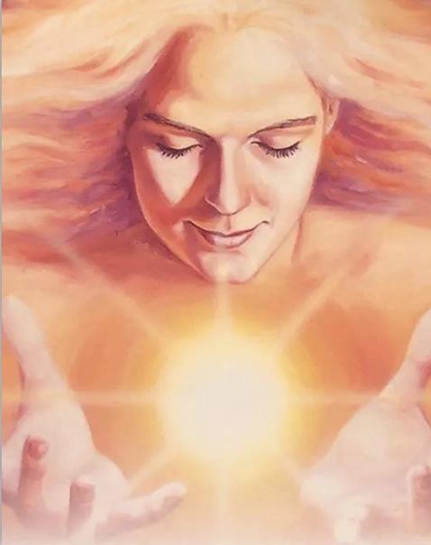 神聖之母<對統一意識的渴望正分分秒秒地增長-蓋亞和人類的光熵每天都在擴張></noscript>