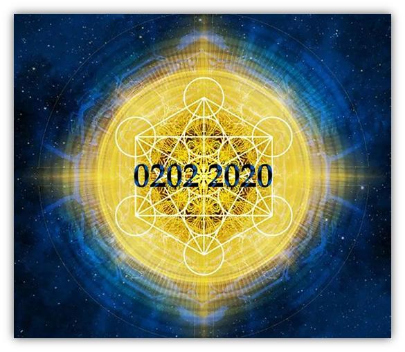 大天使麥達昶<2020年2月2日,千年一遇的日子></noscript>