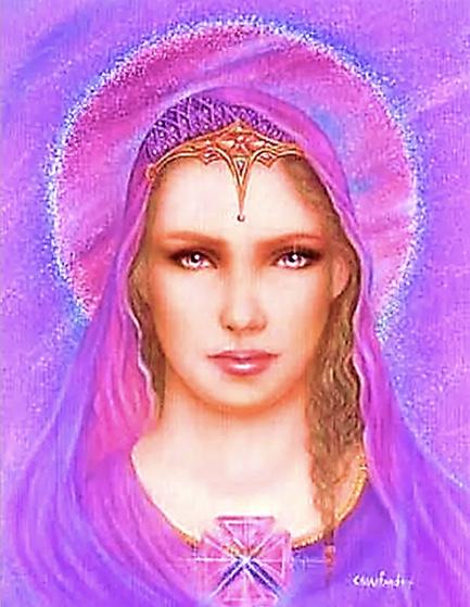 波西亞女士<擁抱高階紫羅蘭火焰-持續28天不間斷的深入清理和淨化></noscript>