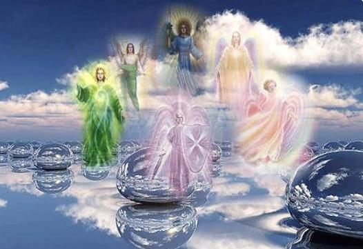 大天使集體<新的一天正降臨這個美麗的世界-重新點燃人類集體的真理與火花></noscript>
