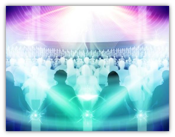 神聖之母<覺醒的程度-振動的臨界點></noscript>