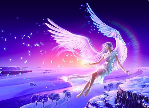 智慧天使<神聖的力量可供你使用></noscript>