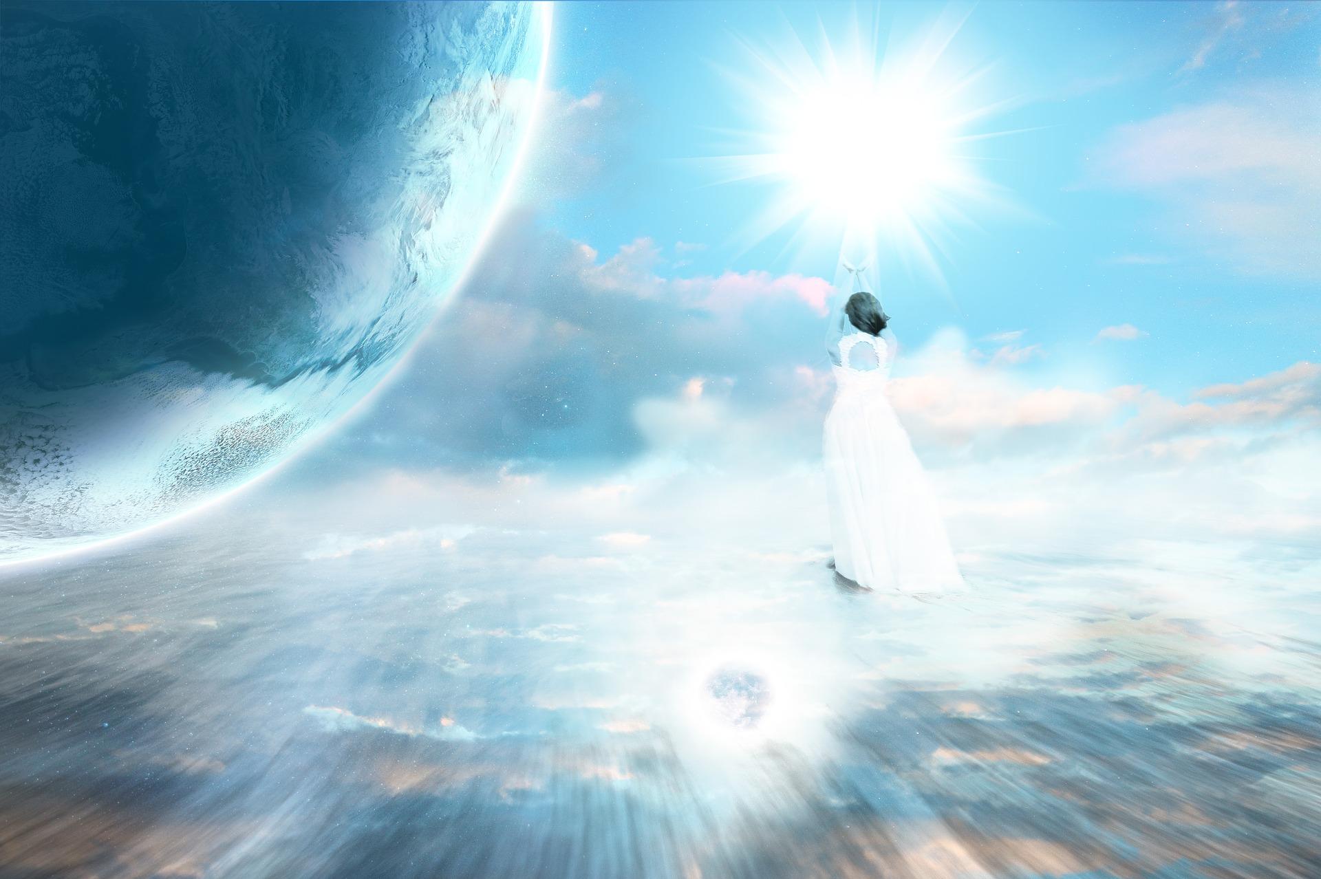 天啟讓我發覺天賦與能量回歸身邊並且靈活運用在生活中