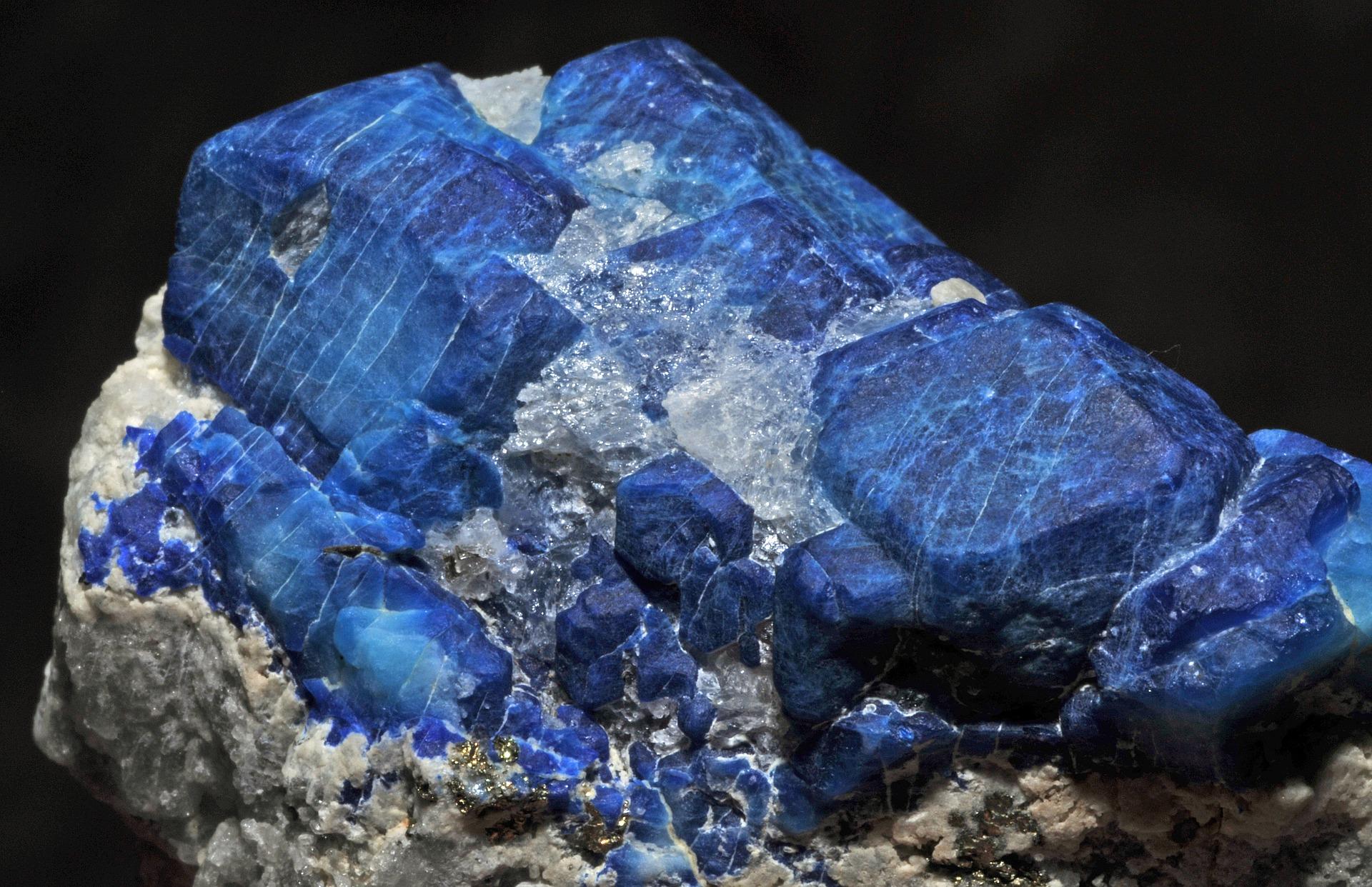 跟藍色礦石溝通練習