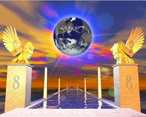 獅子門的守護者<保持純潔的心-行星對齊的同步性允許了獅子門的敞開~宇宙正不斷地以各種方式來祝福和支持你></noscript>