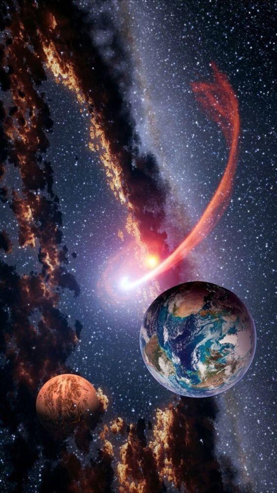 能量是超越時間跟空間的