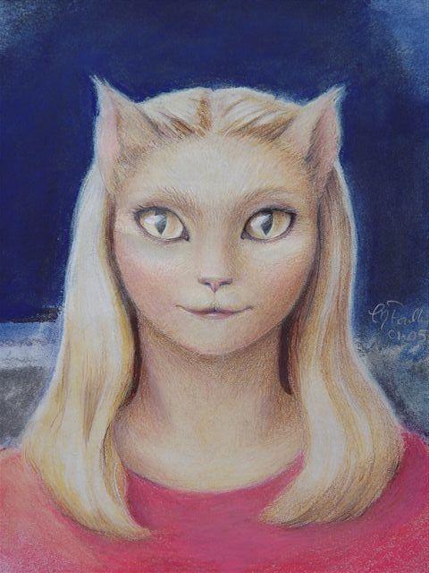 貓科種族·Ishlana<貓科戰士為你巡邏></noscript>