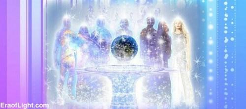 光之銀河聯邦《舊範式的正式拆除已經開始》