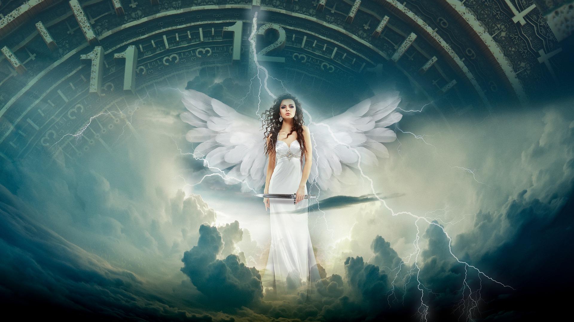 第九維度大角星委員會<天使在你們的能量場中置入了什麼?></noscript>
