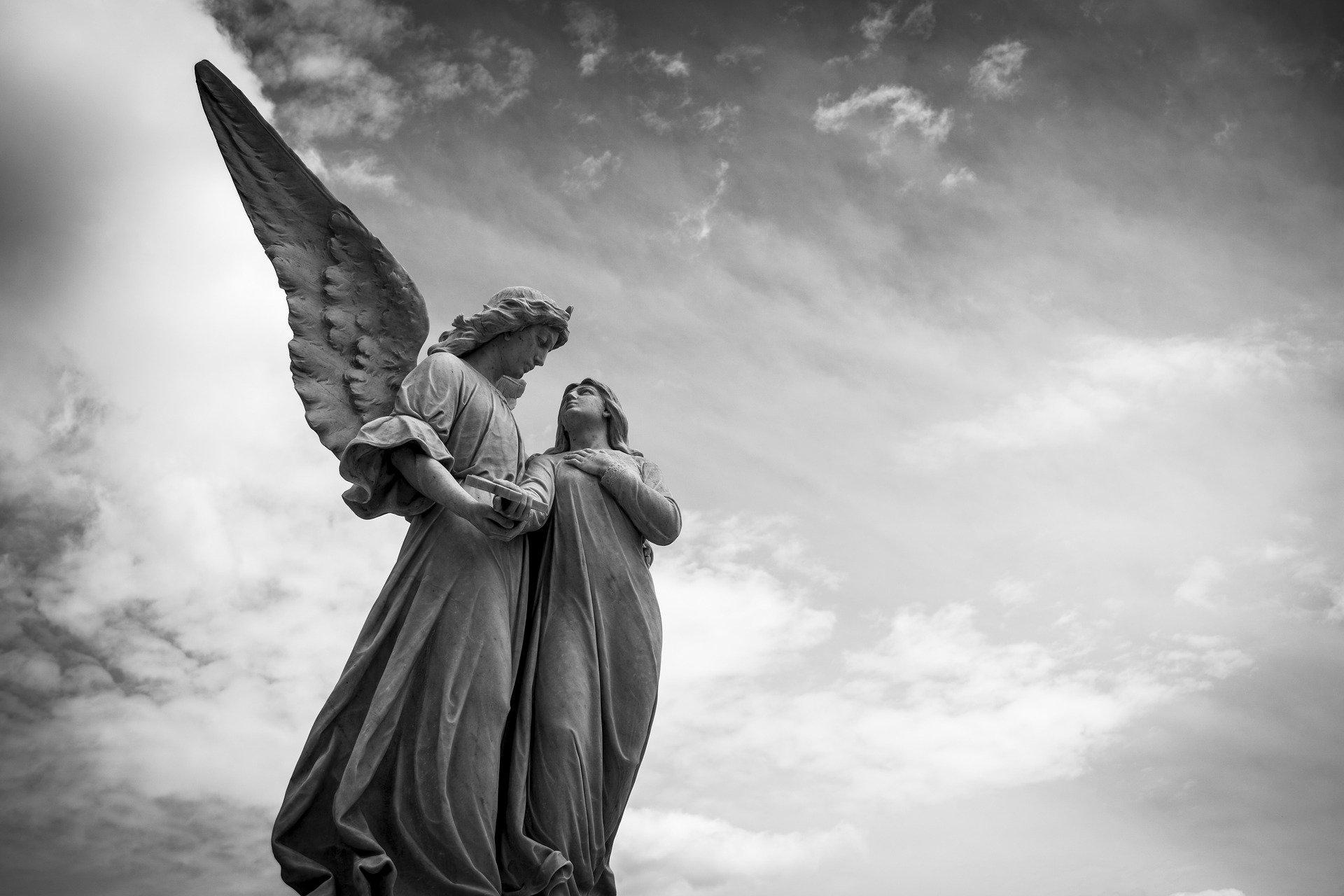 熾天使《呼吸之間的神聖》