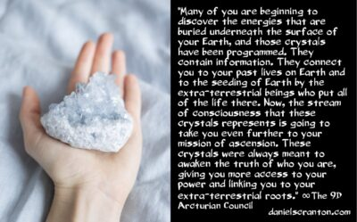 大角星人理事會《你們正在接觸古老文明和外星人水晶》