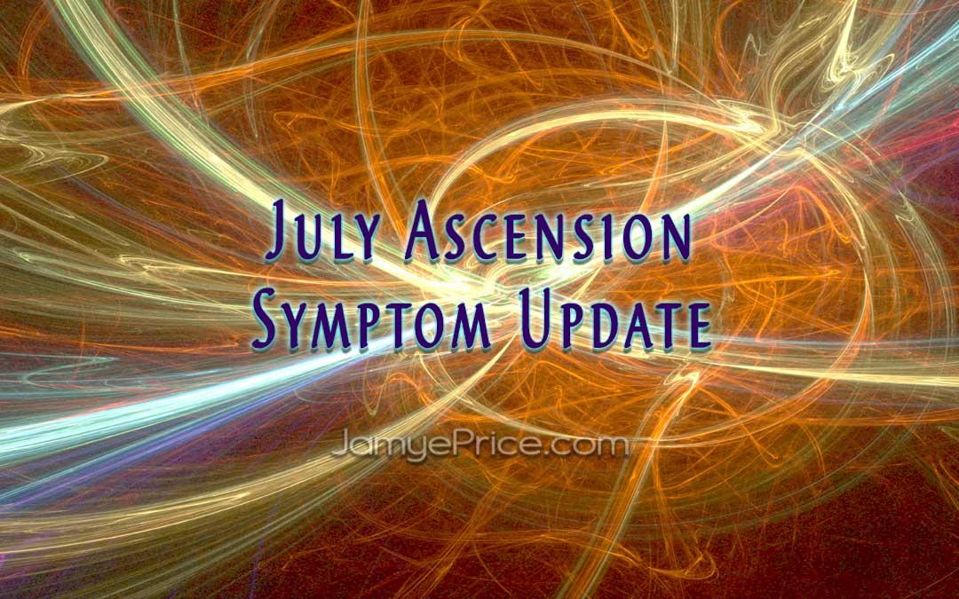月度能量《7月揚升症狀更新》